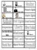 Famous Americans Interactive Notebook Sorts (Differentiated)