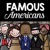 Famous Americans Timelines
