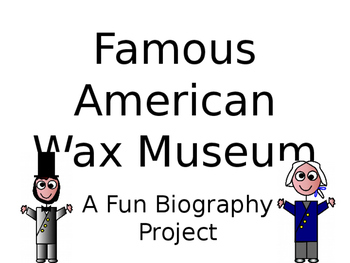 Famous Americans Wax Museum