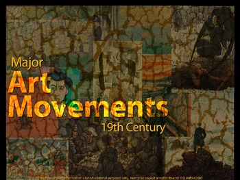 Famous Art Movements and Artists of the 19th Century