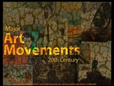 Famous Art Movements and Artists of the 20th Century PowerPoint