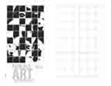 Famous Art Scramble Drawing Worksheets - EASY
