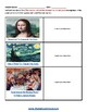 ADD Attention Deficit Disorder / ADHD Famous Art Paintings Worksheets