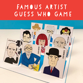 Famous Artist Guessing Game