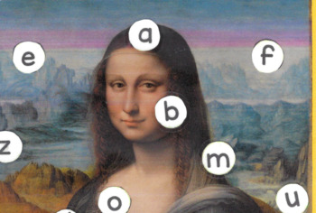 Famous Artists Language and Math Activities