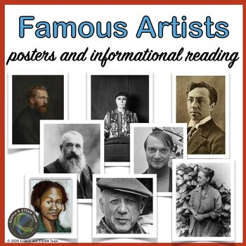 Famous Artists Posters