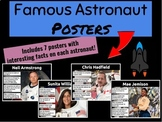 Famous Astronaut Posters!