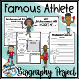 Famous Athlete Biography Project