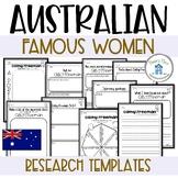 Famous Australian Women