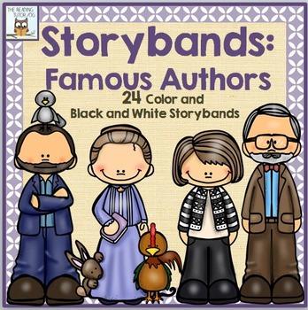 Famous Author Headbands
