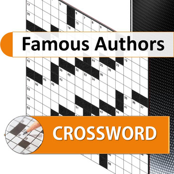Famous Authors Crossword Puzzle