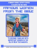 Famous Bible Women