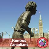 Famous Canadians Gr. 4-6