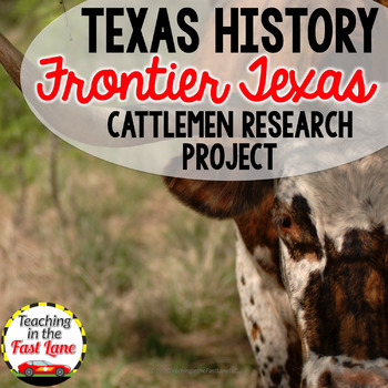 Famous Cattlemen and Women Poster Project