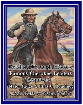 Famous Cherokee Leaders