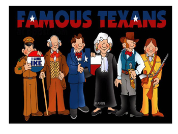 Famous Citizens and Legends