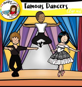 Famous Dancers