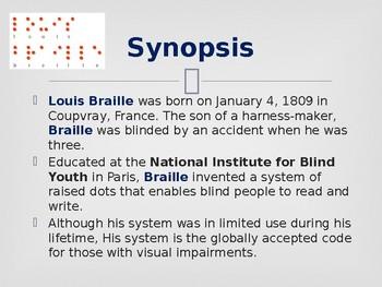 Famous Educators - Louis Braille