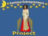 Famous Entrepreneurs Project