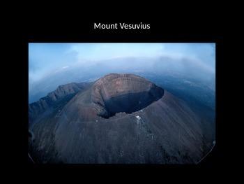 Famous Volcanic Eruptions
