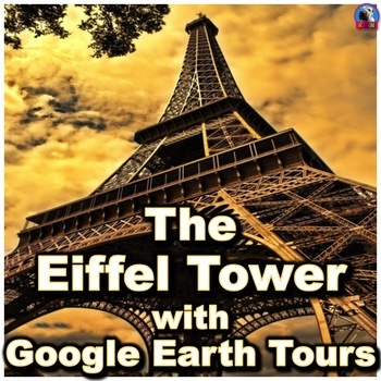 Famous European Landmarks with Google Earth Tours (Bundle)