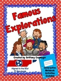 Famous Explorations and Explorers (NEW TN Social Studies Standards)