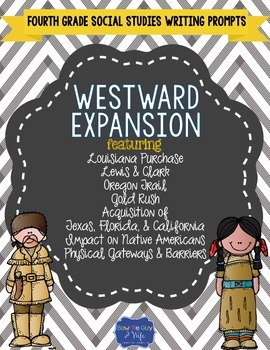 Westward Expansion Writing Prompts