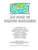 Famous Explorers, from Dias to Cartier