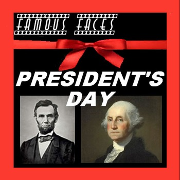 Connect The Dots - Famous Faces - Presidents' Day