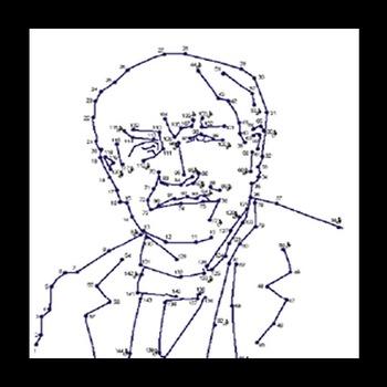 Connect The Dots - Famous Faces - Scientists