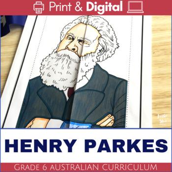 Australian Federation - Sir Henry Parkes
