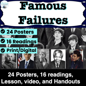 Famous Failures | Road to Success | Distance Learning