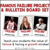 Famous Failures Project & Bulletin Board