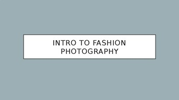 Famous Fashion Photographers