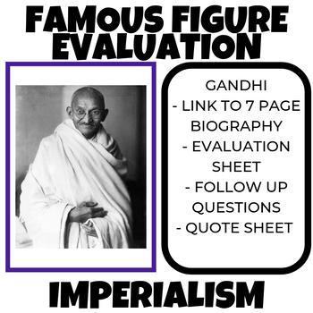 Gandhi Famous Figure Evaluation