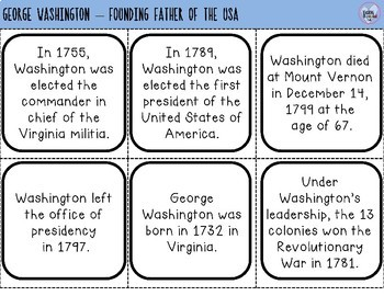 Famous Figures Sequencing Events - GROWING BUNDLE