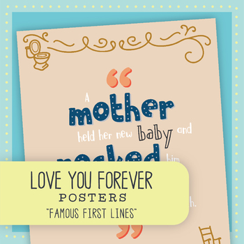 Famous First Lines: Love You Forever