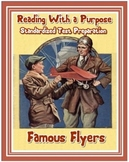 Famous Flyers: 5th Grade Reading Test Prep