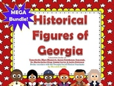 Famous Georgians Historical Figures Interactive Books Revi