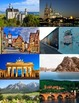 Famous German Sights and People