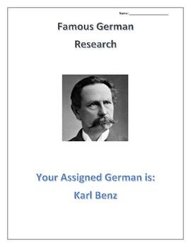(FAMOUS GERMANS) Famous Germans: Karl Benz
