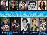 Famous Hispanics/Latinos Spanish Presentations, Games & Activities Bundle