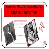 Historical People of Missouri Research Templates