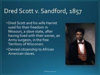 Famous Important Landmark US Supreme Court Cases Slideshow