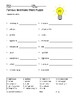 Famous Inventions Word Search and Printable Vocabulary Worksheet Puzzles