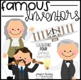 Famous Inventors! {Activities & Crafts for Famous Inventors!}