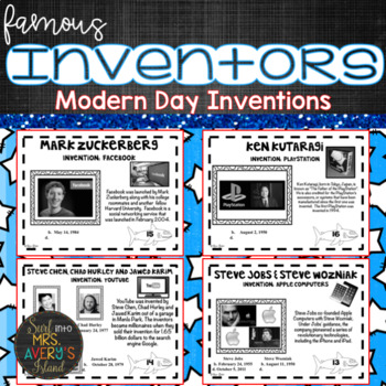 Famous Inventors, Inventors, Inventions