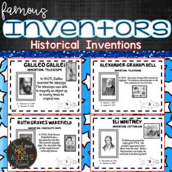 Famous Inventors and Inventions