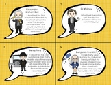 Famous Inventors--Task Cards