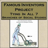 Inventions - Famous Inventors & Their Inventions Presentation - Economics